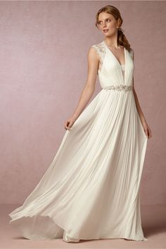 Fantasia Gown a BHLDN exclusive by Catherine Deane
