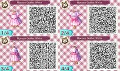 Resultado de imagen de qr code halloween costume animal crossing new leaf