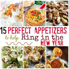 15 Must-Make Appetizers for New Year's Eve – Parade Heavy Appetizers, New Year's Eve Appetizers, Appetizer Recipes, Appetizers For New Years, Pimento Cheese Ball Recipe, Cheese Ball Recipes, Fresco, New Year's Snacks, Easy Snacks