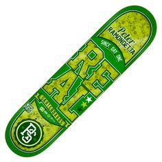 "Board REAL Skateboards Low Pro Chrome Peter Ramondetta deck 8.06"" 70€ #real #deck #skate #skateboard #skateshop"