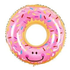 Donut Party made easy with our selection of Donut Decorations! We offer donut party plates, doughnut napkins and paper cups, small donut floats and balloons! Donut Birthday Parties, Birthday Party Themes, Girl Birthday, Birthday Ideas, Donut Party Supplies, Giant Donut, Grown Up Parties, Donut Decorations, Foil Balloons