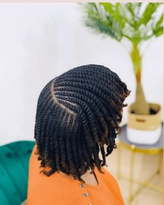 Flat Twist Styles, Hair Twist Styles, Flat Twist Hairstyles, Braids Hairstyles Pictures, African Braids Hairstyles, Braided Hairstyles, Curly Hair Styles, Ethnic Hairstyles, Protective Hairstyles For Natural Hair