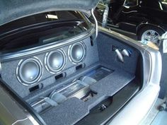 Car Toys Custom Installs - Cadillac Deville