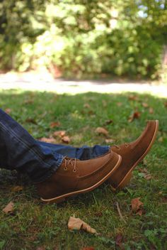 UGG Australia's laced chukka - the #ViaLungarno #UGG4Men #Fall