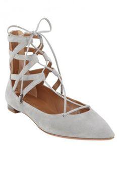 Ankle-Strap Flats - Sandals, ASOS, Zara, Alexander Wang