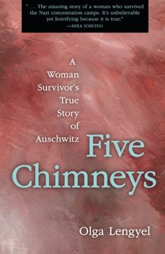 Five Chimneys: A Woman Survivor's True Story of Auschwitz... https://smile.amazon.com/dp/0897333764/ref=cm_sw_r_pi_dp_x_Wa2Pyb8AMN9EJ