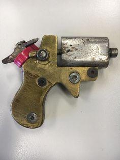 Homemade double barrel derringer seized by Australian police | Impro Guns