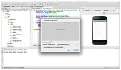 Beginning Android tutorial with Android Studio