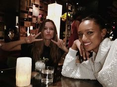 Pin for Later: Josephine Skriver Officially Got Her Wings — and the Victoria's Secret Angels Are So Proud Jasmine Tookes