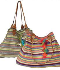 SALE!!!! Look good AND do good!  This bag rocks! Handmade!  Very sturdy!