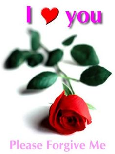 I am Sorry to Display Pictures of Sorry Cards Sorry To Girlfriend, Girlfriend Image, Gifts For Your Girlfriend, Ways To Say Sorry, Sorry My Love, Rose Images, Rose Photos, Romantic Images With Quotes, Im Sorry Cards