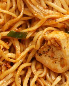 Easy Teriyaki Chicken Noodles