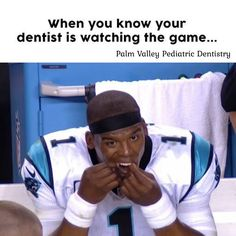 IF CAM can find time to floss, so can you!  Palm Valley Pediatric Dentistry