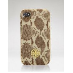 Amazon.com: Tory Burch case for iPhone 4 /4s Snakeskin: Cell Phones & Accessories