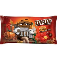 M&M Autumm Chocolate Lentils Peanut Butter M&ms, Peanut Candy, M M Candy, Road Trip Snacks, All Beer, Candy Bouquet, American Food, Junk Food, Halloween
