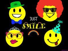 Smiling people God helps