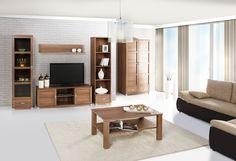 Tak może wyglądać salon marzeń :) Oto nasza kolekcja Alba #meble #salon #zainspirujsie #inspiracja #szynaka #inspiration #livingroom