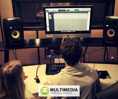 Study Music Technology and Game Development, Sound Engineering courses, training and workshops. Learn to produce and record your own music and develop mobile games and computer games. Multimedia Technology, New Technology, Music Colleges, Take Action, Latest Music, How To Become, Engineering, Students, Game