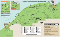 Lake of the clouds is a must National Park Camping, Yellowstone National Park, Tourism Saskatchewan, Michigan State Parks, State Park Cabins, Camping Rules, Yosemite Camping, Best Campgrounds, Mountain States