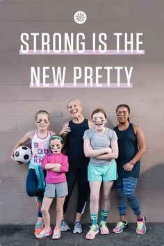 "Photographer Kate doesn't like to tell her daughters to smile before snapping a photo. Instead, she wants to show that Strong is the New Pretty, and captures them being their ""silly, adventurous, frustrated, happy, LOUD, athletic, fierce, funny selves."" Hear their story and see how we can teach our girls to ignore stereotypes and embrace their strengths."