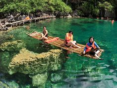 Twin Lagoon, Coron, Palawan, Philippines It's More Fun in the Philippines
