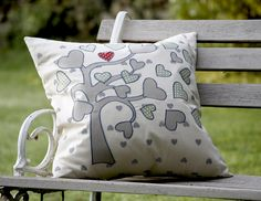 Love Blossom Cushion