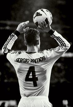 Sergio Ramos, Real Madrid CF.