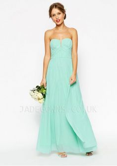 JadeGowns - Strapless Bridemaid Dress - 1505127 - Bridesmaid Dresses