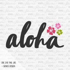 Aloha Svg Svg Sayings Summer Svg Dxf Svg Beach Svg Svg Summer Svg Summer Quotes Summer Beach svg Svg Summer Silhouette Cricut Svg Files