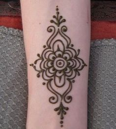 simple henna tattoos fingers - Google Search