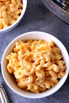 Instant Pot Mac and Cheese Recipe - the easiest way to make creamy and cheesy macaroni! Made with real ingredients right in you pressure cooker!