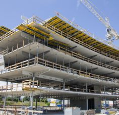 Doka | References (GB) | VOEST sales and finance centre