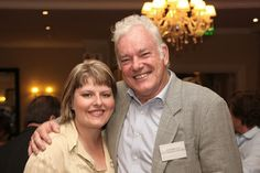 Annareth Bolton and Ken Forrester - Stellenbosch at Summer Place 2013