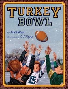 Turkey Bowl by Phil Bildner. ER BIL.