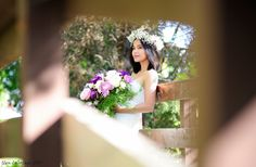 Beautiful shot by photographer Glen Cabotage during our styled shoot featuring shade of purple. Lavander, Violets, Shades Of Purple, Colors, Wedding Dresses, Flowers, Beautiful, Style, Fashion