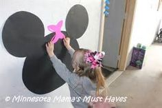 minnie mouse party pictures