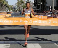 LA Marathon - From the stadium to the sea