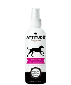 Attitude cat Fur Detangler 8 fl oz ** Remarkable product available now. : Cat Grooming