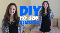 I really hope this video helped you guys out so you won't have to spend a ton of money buying kimonos! Even though this takes some time I hope it was really ...