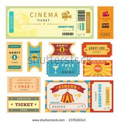 Ticket Stock Photos, Images, & Pictures | Shutterstock