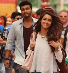Half Girlfriend song Thodi Der: Shraddha Kapoor and Arjun Kapoor's chemistry will give you butterflies in the stomach – watch… #FansnStars
