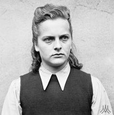 Irma Gresse o  El Ángel de Auschwitz.