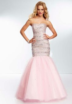 Mori Lee Dress 95043 at Peaches Boutique