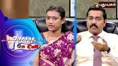 Doctor On Call   25/05/2016   Puthuyugam TV