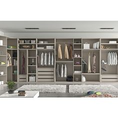 Home Decorating Style 2020 for Nice Rangement Chambre, you can see Nice Rangement Chambre and more pictures for Home Interior Designing 2020 30788 at Decoplan. Interior Architecture, Interior Design, Home Pictures, Decor Styles, Shelves, Closet, Home Decor, Pan Comido, Dressings