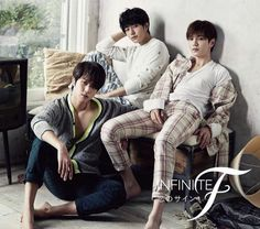 [PIC] #인피니트 F Japan Single Album 'Love Sign' Regular Album Cover~   infinite f