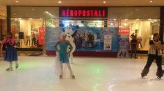 Frozen Princess Skating Show