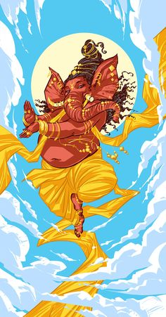This section has some of my personal projects. These are different stand alone images as well as comic book pages. Ganesha Drawing, Lord Ganesha Paintings, Lord Shiva Painting, Ganesha Art, Lord Hanuman Wallpapers, Indian Illustration, Shiva Art, Psy Art, Indian Folk Art
