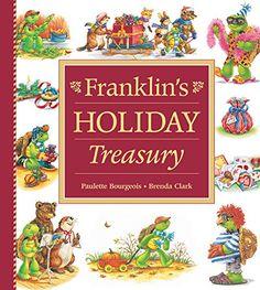 Franklin's Holiday Treasury by Paulette Bourgeois https://www.amazon.ca/dp/1553370457/ref=cm_sw_r_pi_dp_peABxbPP8YQ28