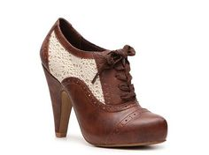 Not Rated Aries Oxford Pump Pumps & Heels Women's Shoes - DSW